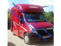Horsebox 3.5t Citroen Relay 2.2HDi New John Oates Conversion 'YOUR OWN SPEC'