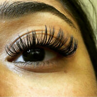 Eyelash Extensions & Lift/Tint