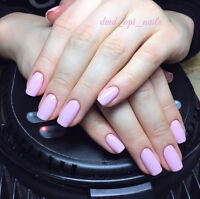 Manicure Shellac GEL at Lasalle