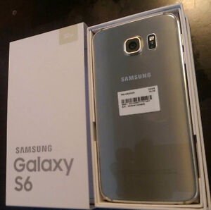 BRAND NEW FACTORY UNLOCKED SAMSUNG GALAXY S6 32GB