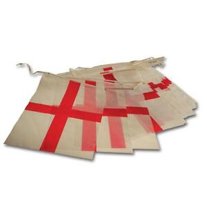 St-George-Plastic-Bunting-12-ft-11-Flags-Great-For-St-Georges-Day-England-Flags