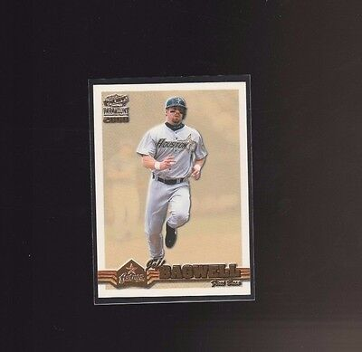 2000 Pacific Paramount Gold  99 Jeff Bagwell