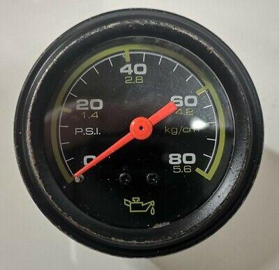 Oil Pressure Gauge (52mm) (2