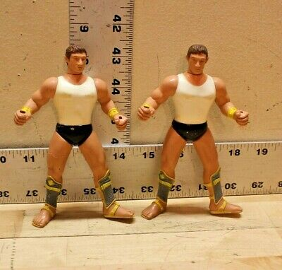 Praise Unlimited Lot of 2 Judah the Christian Soldier Religious Action Figure