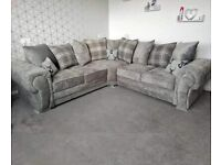 == Brand New Verona Corner Or 3+2 Settee - Available In Stock ==