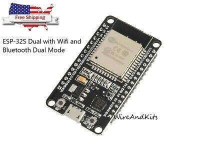 Esp32 Esp-32s Nodemcu Development Board 2.4ghz Wifibluetooth Dual Mode Cp2102