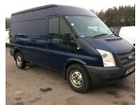 Ford transit 2012/12