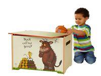 BRAND NEW Gruffalo Toy Box
