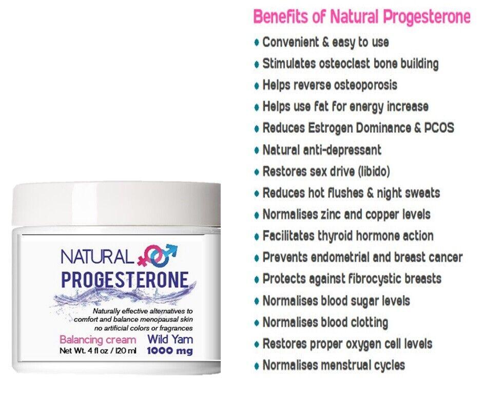 #1 Crema De Progesterona De Soluciones Moderna USP BALANCING 4 OZ BEST DEAL  8