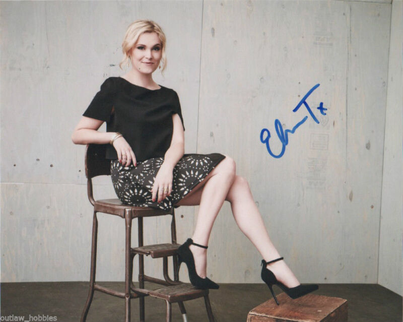 Eliza Taylor The 100 Autographed Signed 8x10 Photo COA
