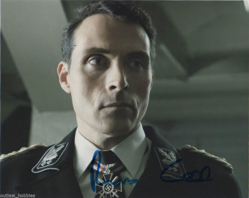 Rufus Sewell Man in the High Castle Autographed Signed 8x10 Photo COA #1