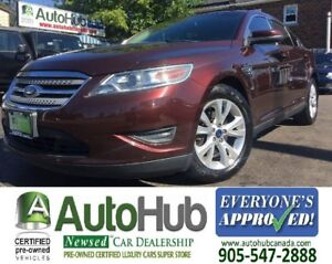 2010 Ford Taurus SEL-BACKUP SENSOR-EXTRA EXTRA CLEAN