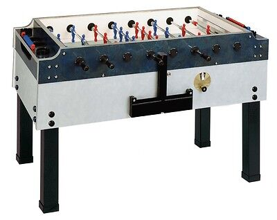 Garlando Olympic Coin Op Foosball Fussball Table FREE Shipping