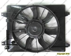 Radiator Fan Assembly Hyundai Veracruz 2007-2012