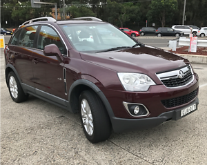 2012 Holden Captiva Wagon Maroubra Eastern Suburbs Preview