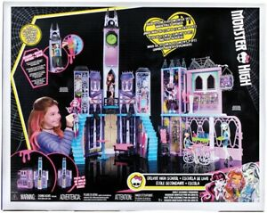 Ecole Monster high