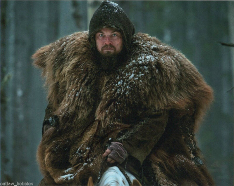 Leonardo DiCaprio The Revenant Autographed Signed 8x10 Photo COA #5
