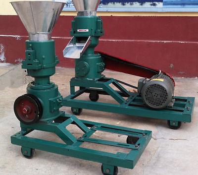 120 Model Pellet Mill Machine Feed Pellet Mill Machine Without Motor