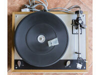 Thorens TD 160 with TP 16 arm and Ortophon M 15 pickup Excellent condition