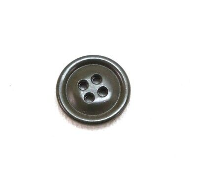 WWII US Jacket Buttons OD 19mm 3/4in 30 ligne each B668