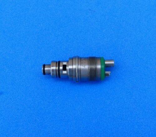Star 5-Hole Swivel Fiber Optic Coupler Bad Optics - Dental Handpiece