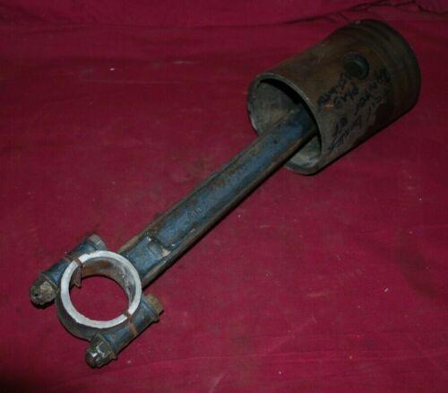 3 HP Fairbanks Morse Piston & Rod Flywheel Gas Engine Motor