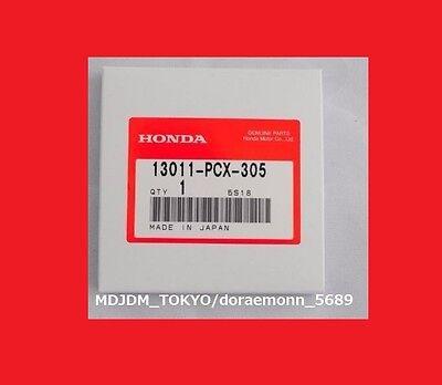 Genuine HONDA Piston Rings Jdm S2000 F-SERIES AP1 AP2  13011-PCX-305 Oem Part