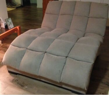 Almost New Modern Chaise Lounge Brighton Brisbane North East Preview