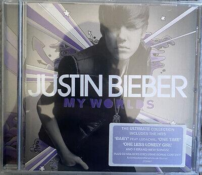 Justin Bieber - My Worlds (2010)