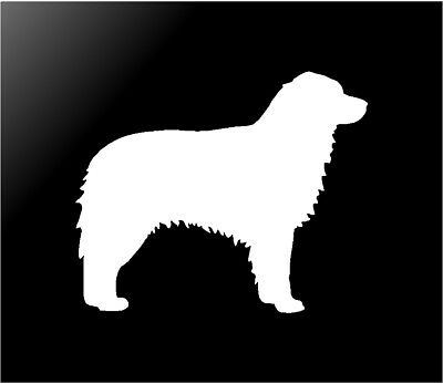 Australian Shepherd Vinyl Decal Car Window Laptop Aussie Dog Silhouette Sticker