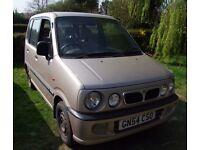 Perodua kenari spares or repairs