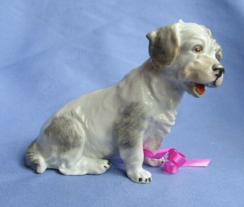 SEALYHAM CESKY TERRIER DRESDEN DOG GERMANY 5""