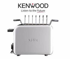 Kenwood Kmix Boutique 2 Slice Toaster - White Doncaster Manningham Area Preview