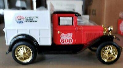 racing champion nascar 1993 coca cola 600 charlotte speed way new in box