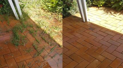 Chemical Free Pressure Cleaning!