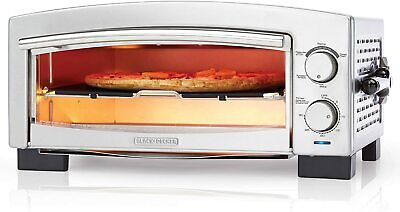 Blackdecker Convection Toaster Pizza Oven Snack Maker