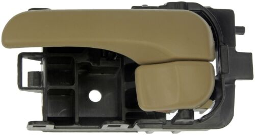 Chrome Interior Inside Door Handle Pair Set of 2 For 00-03 Nissan Sentra
