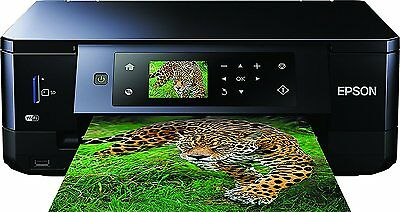 Epson XP-640 Wireless All in One Photo Printer Ink A4 Scanner Inkjet Wifi