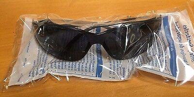 3m 1701 Protective Eyewear Smoke Frame Smoke Lens 1pc