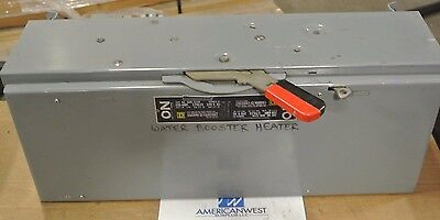 Square D Qmb324w 3ph 240v 200a Panelboard Disconnect Switch - Used