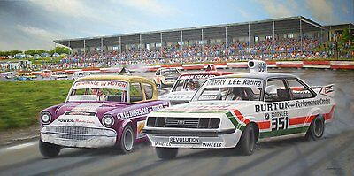 'The Big Three' National Hot Rod Racing in the glory days of the 1970's.