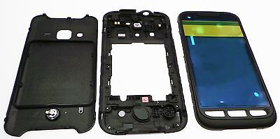 NEW OEM Samsung Galaxy Rugby Pro i547 Full Housing Case Cover Bezel Chassis Door Oem Samsung Rugby