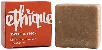 Ethique Eco-Friendly Solid Shampoo Bar, Sweet - Spicy 3.88 oz