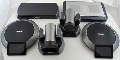 Mixed Lot Of Lifesize Video Conference Equipment Used