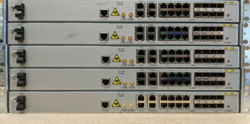 Cisco Wired Router (A901-4C-F-D)