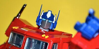 Transformers Masterpiece Convoy MP-10 OPTIMUS PRIME Figure w/ Vector Sigma Key