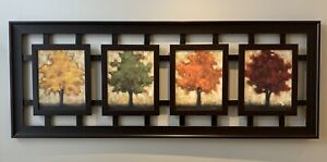 Framed Paintings on Canvas
