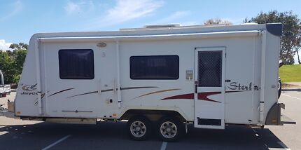 Jayco sterling loaded with options