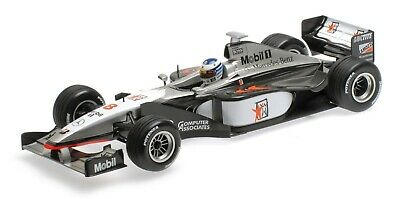 1:18 McLaren Mercedes MP4/13 Hakkinen 1998 1/18 • MINICHAMPS 186980008