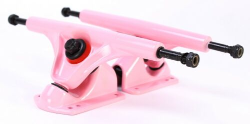 180mm Longboarding Trucks Set (Light Pink) G7